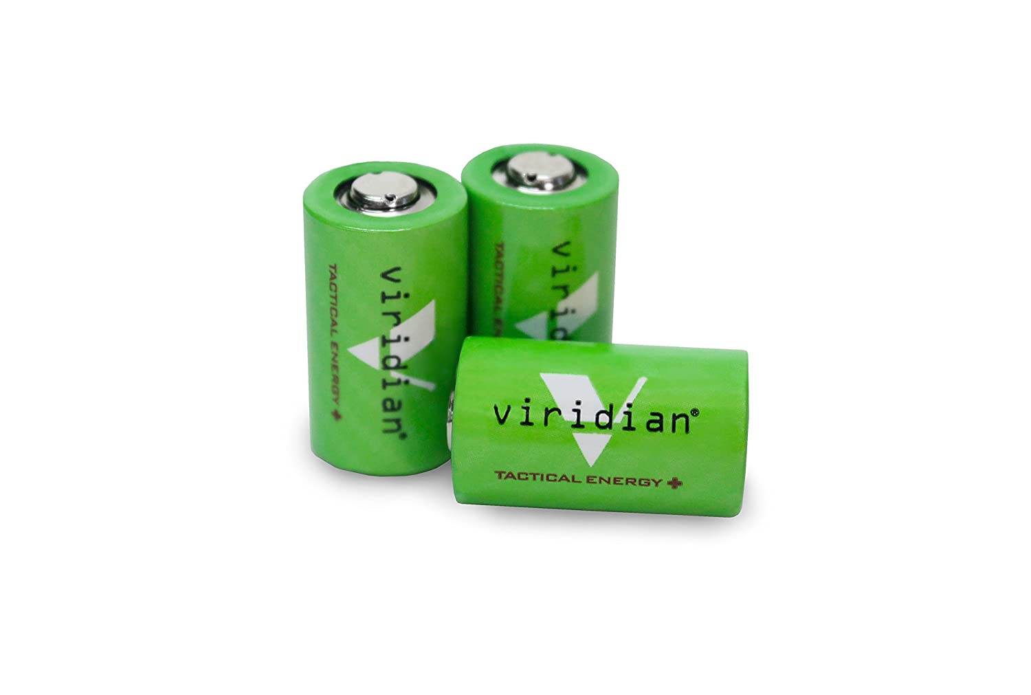 Viridian Tactical Energy CR2 Photo Lithium Battery Replacement