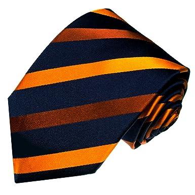 Lorenzo Cana - Marcas corbata de seda 100% Italiano Tradition ...