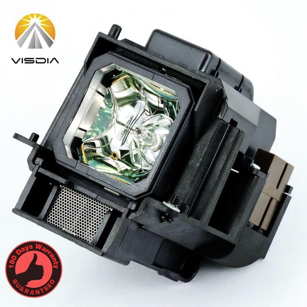 VT75LP lampada compatibile con alloggiamento per NEC LT280LT380VT470VT670VT676videoproiettore Visdia