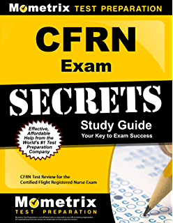 CFRN Exam Flashcard Study System: CFRN Test Practice Questions