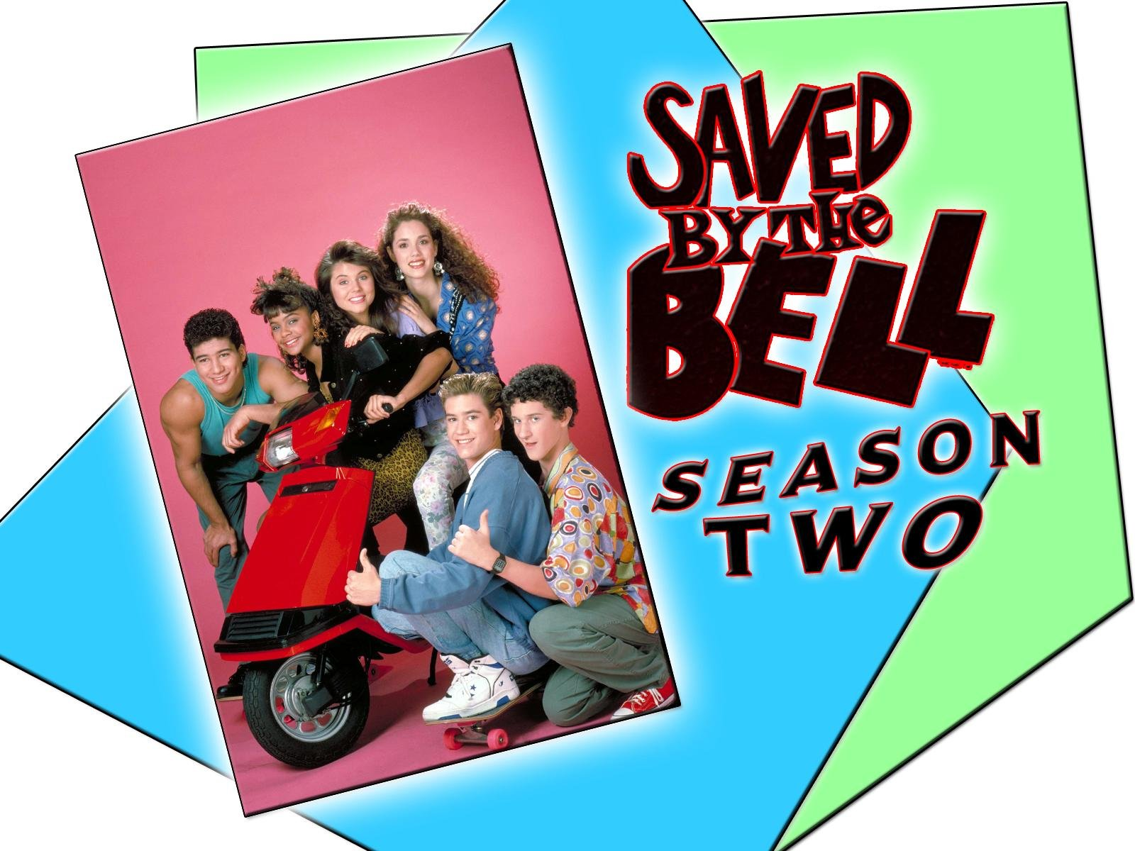 Amazoncom Watch Saved By The Bell Season 2 Prime Video