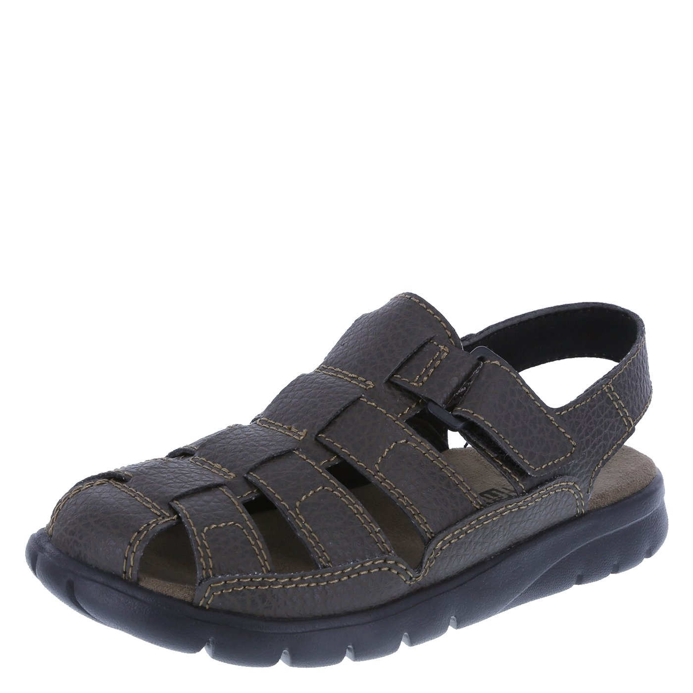 SmartFit Boys' Livingston Fisherman Sandal 068476-Parent