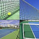 Lawn Tennis Net, Premium Quality, Black and White