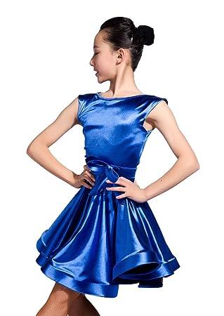 GD3111 Mädchen(Kinder) Latin Latein Gesellschaftstanz Der Ball Tanz ...