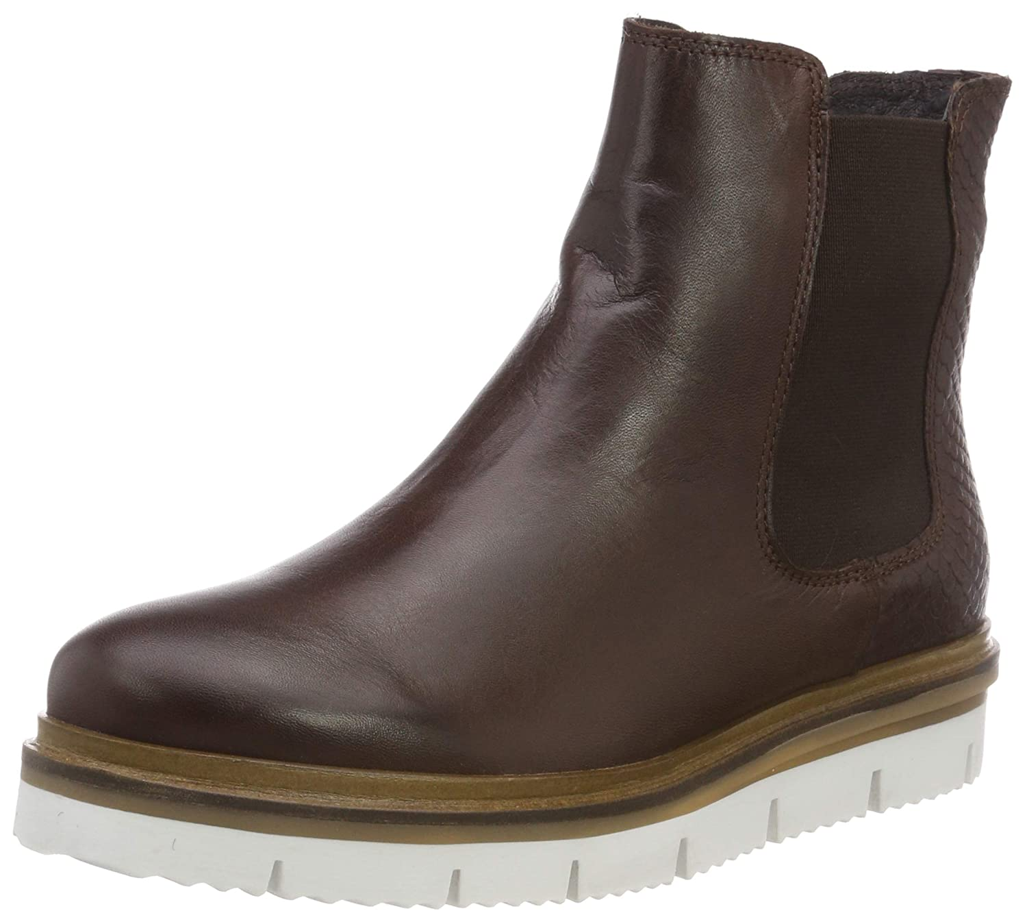 Bianco Damen Warm Cleated Chelsea Boots