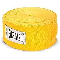 Everlast Hand Wraps, Yellow, 4.5 Meter Length