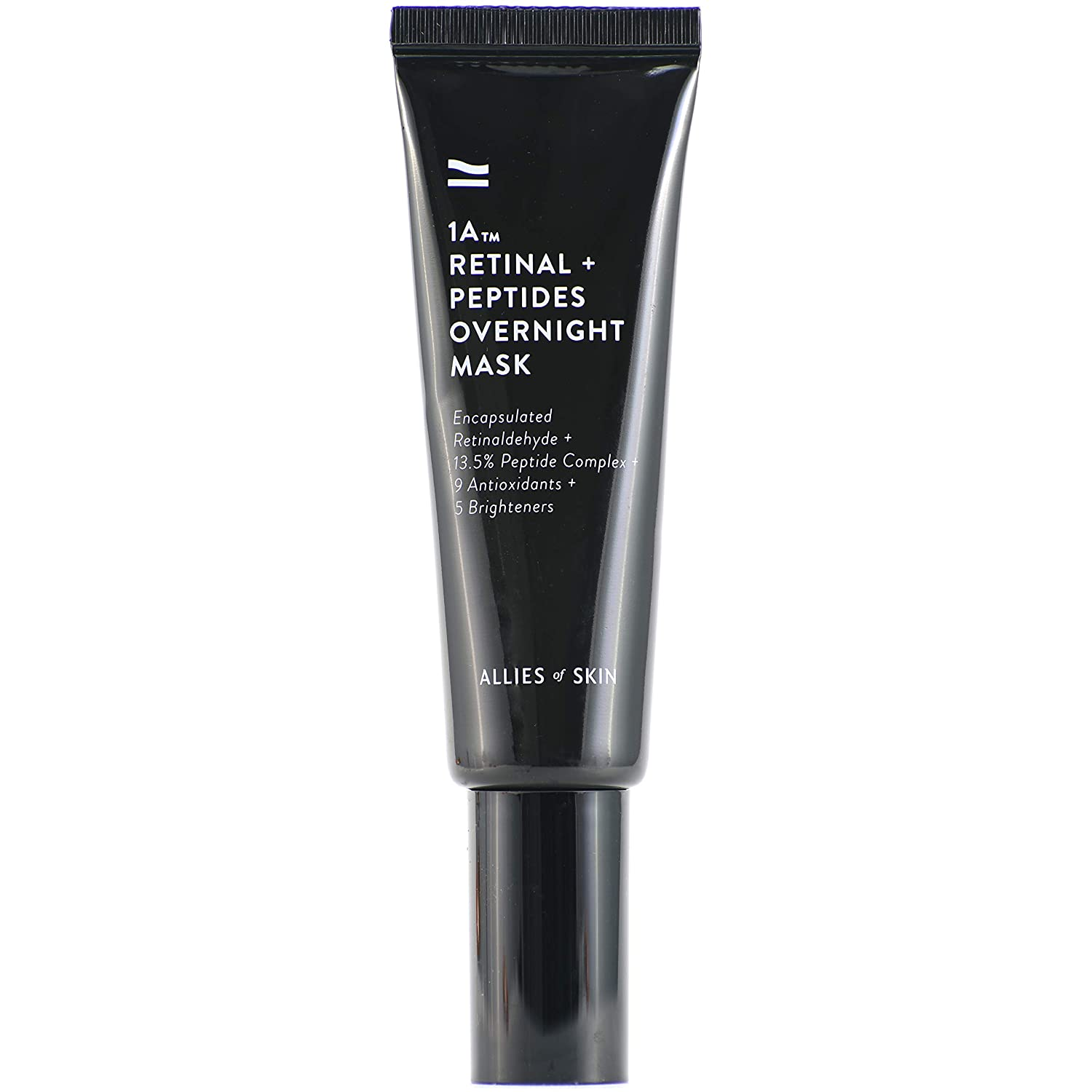 Allies of Skin 1A Retinal + Peptides Overnight Mask, 50 ml