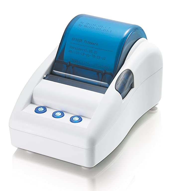 Zyxel SP300E Ticket Printer - Impresora termica Wireless ...