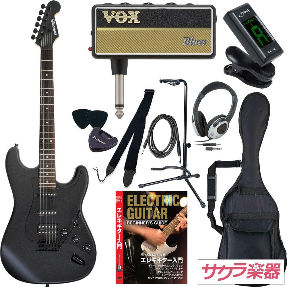 超人気 SELDER VOX セルダー エレキギター ストラトキャスタータイプ STC-04 B07237JJKB/BB VOX amPlug2 エレキギター【アンプラグ2 AP-BL(Blues)】サクラ楽器オリジナルセット セット:AP2-BL B07237JJKB, 鴻巣市:d8db611b --- suprjadki.eu
