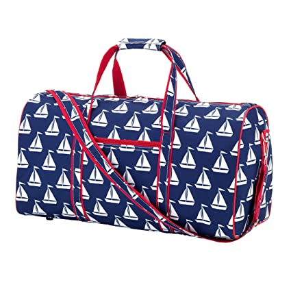 Amazon.com  Wholesale Boutique Sail Away Duffel Bag  Toys   Games cbc5a2784516