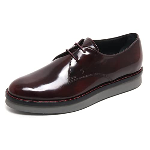 Donna Scarpa Tod's Shoe Scarpe B6070 Xl Derby Classica Borse Bordeaux Woman E Amazon it RdqxxwEA