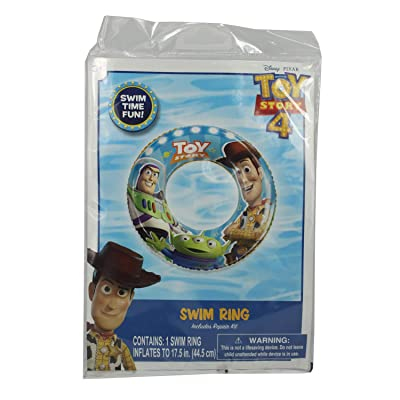Happy Home Gifts Toy Story 4 Swim Ring: Toys & Games