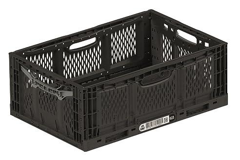 10 Stück X 45 Liter Starken Euro Folding Kunststoff Stapeln Aufbewahrung  Kisten Boxen U2013 Euro Größe