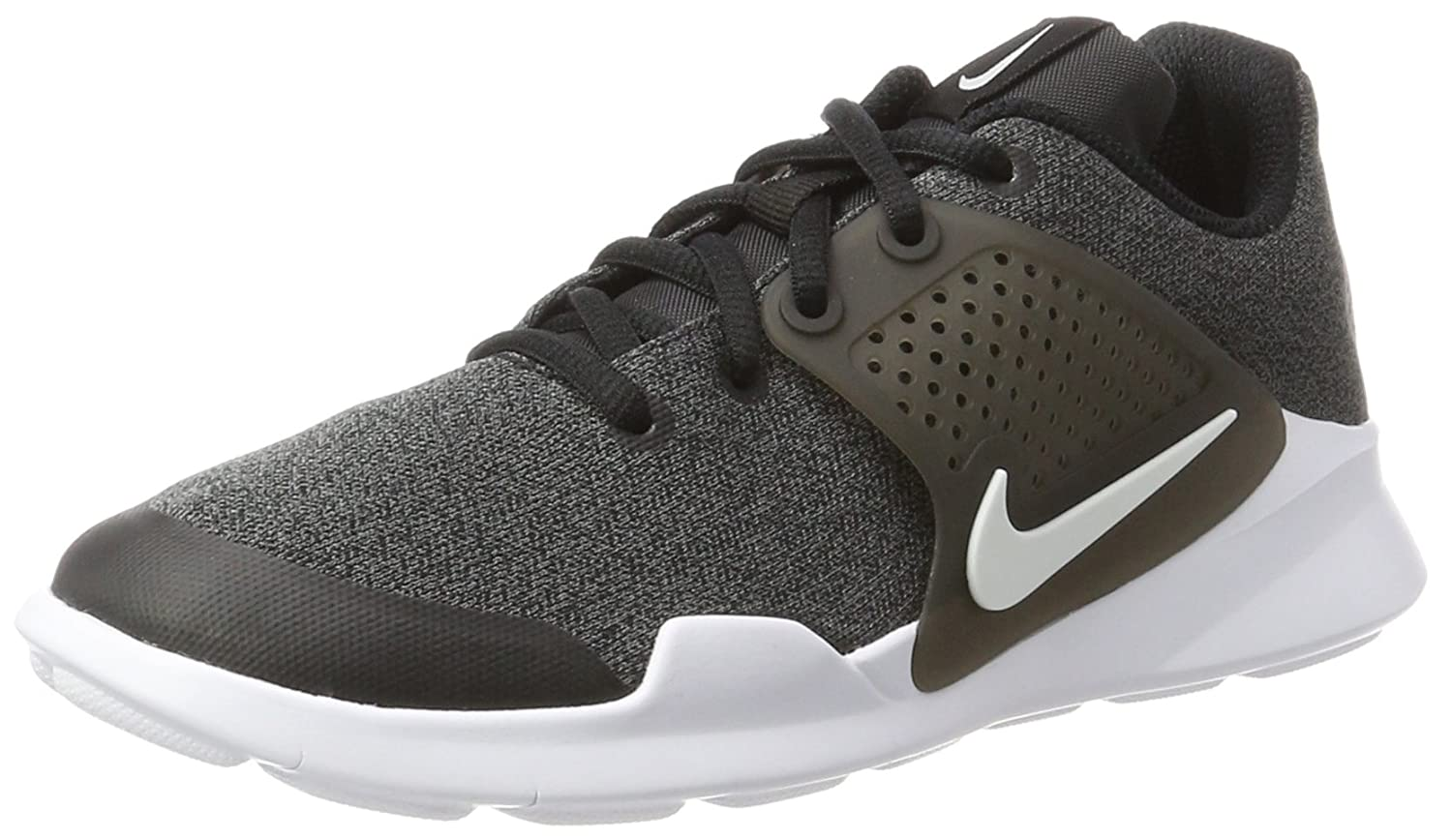Nike Herren Arrowz Gymnastikschuhe  36.5 EU|Schwarz (Black/White-dark Grey)