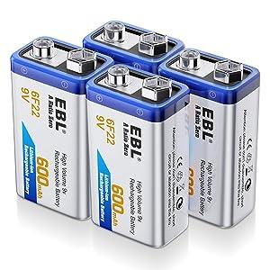 EBL Li-ion Battery
