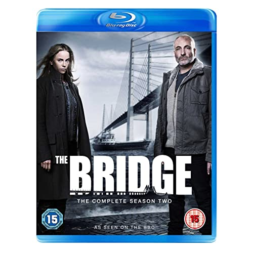 The Bridge: Series 2 [Blu-ray]