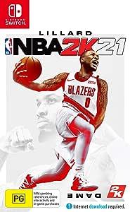 NBA 2K21 - Nintendo Switch