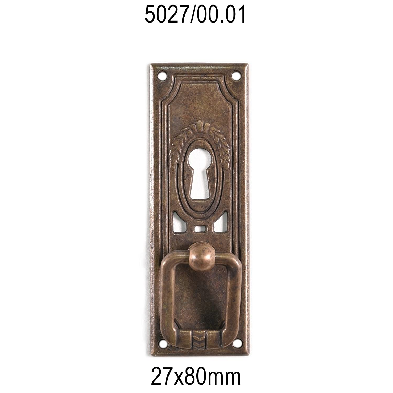 5020//A2.01 Antikm/öbel Griff Schl/üsselschild