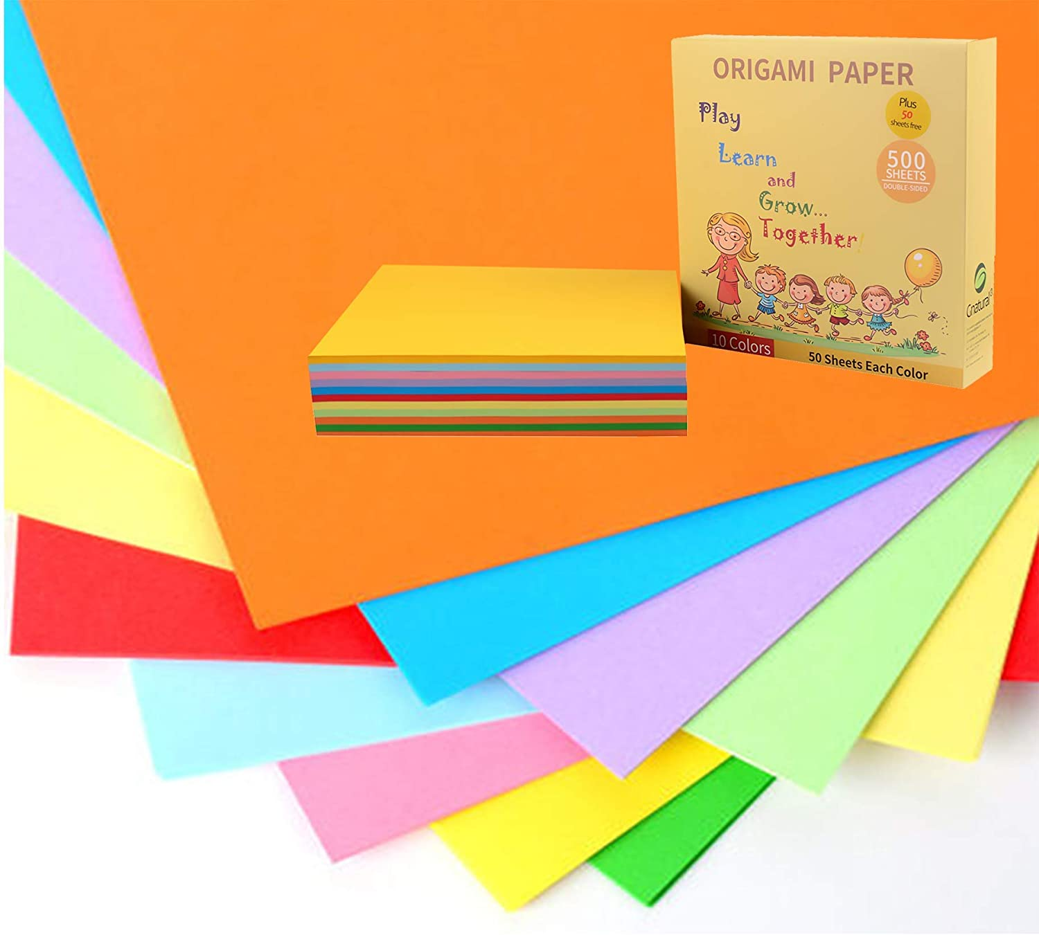 100pcs//set Origami Square Paper For Hand-Rubbed Paper DIY Rose Craft  10*10cm