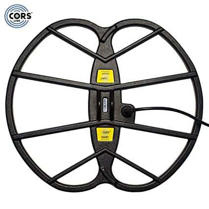 "Amazon.com: CORS Giant 15""x17"" DD Search Coil for Fisher F70 & F75 Metal Detector: Garden & Outdoor"