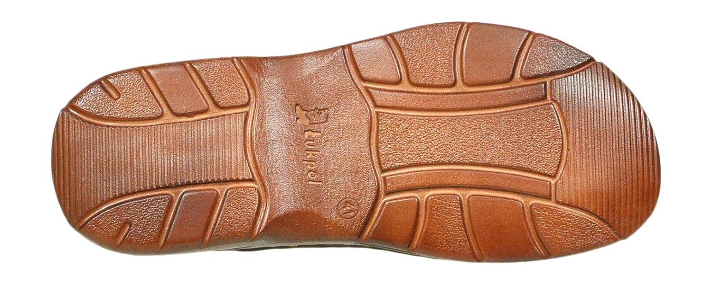 6f324980 Equipos e indumentaria de seguridad Sandalias Cómodas Ortopédica Hombre  Zapatos de Cuero Real Búfalo Modelo-816
