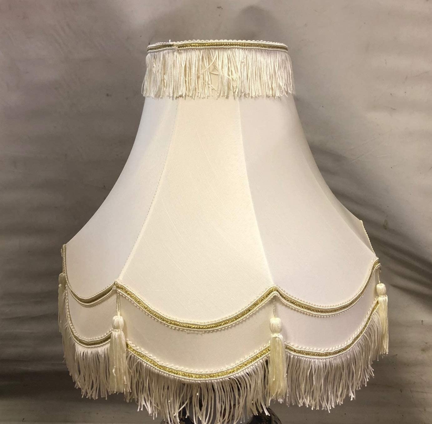 fringed lamp shades table lamps