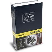 Security Box,Dictionary Hidden Diversion Book Safe with Combination Lock Secret Security Money Cash Jewelry Gun Stash