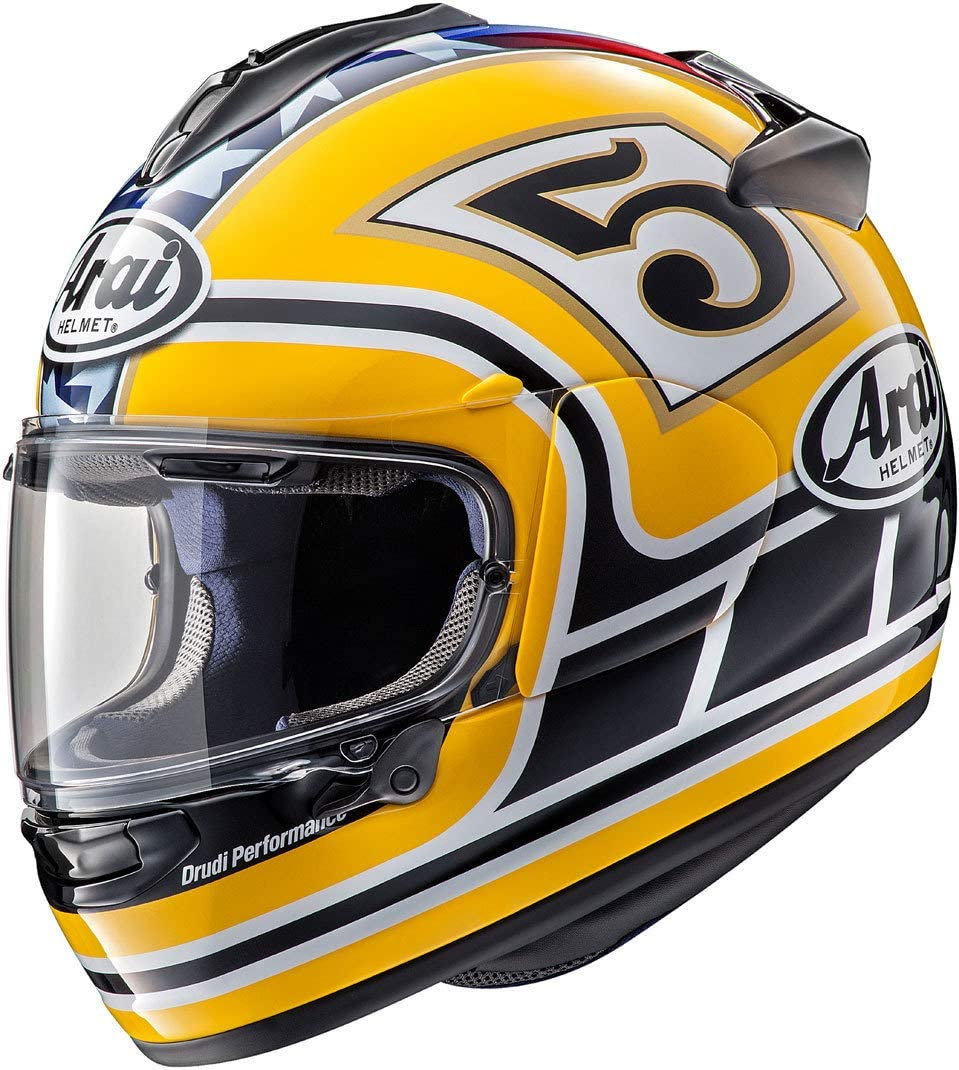 Mejor Casco Arai Chaser X Colin Edwards