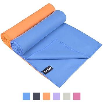 Amazon.com: Your Choice toalla de microfibra para viajes ...