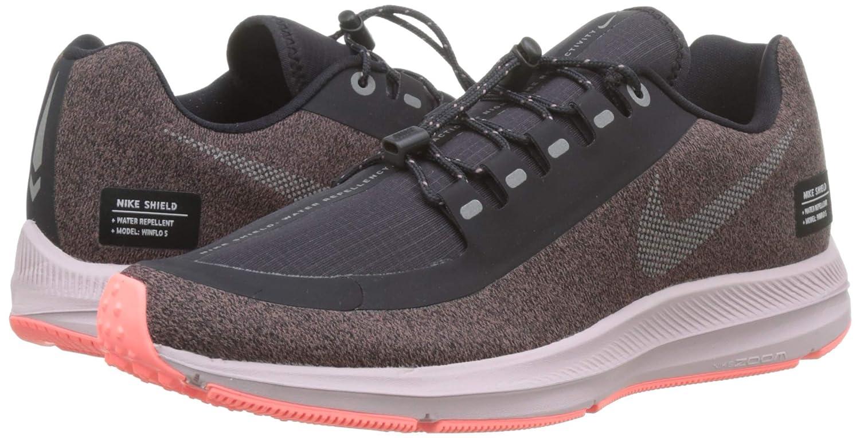 Nike Herren Zoom Winflo 5 Run Shield Laufschuhe