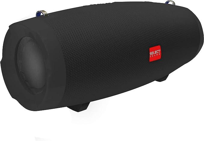 Select Sound Bocina Bluetooth Portátil Recargable Bullet BT222 (Negro): Amazon.com.mx: Electrónicos