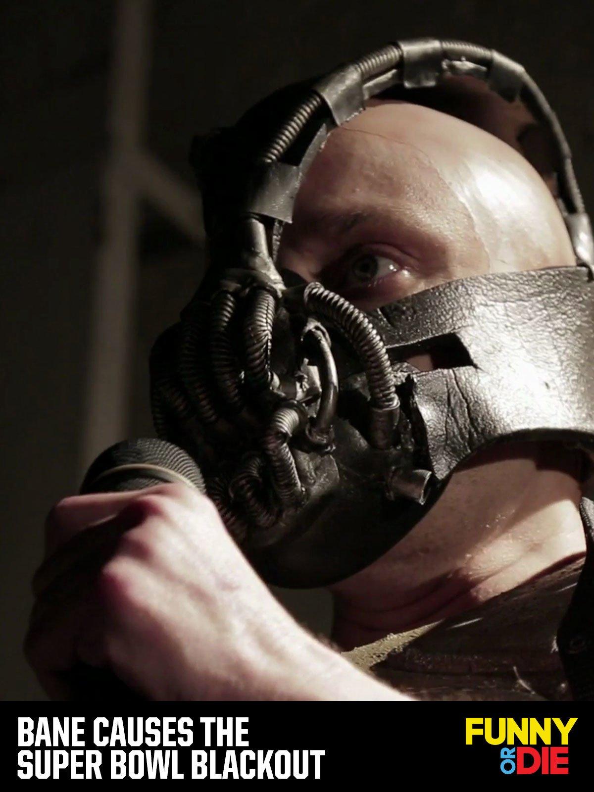 Bane Causes the Super Bowl Blackout with Chris Kattan