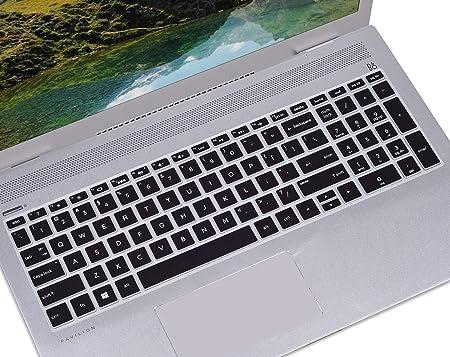 Funda de teclado para 2019 HP Envy x360 2 en 1 15.6