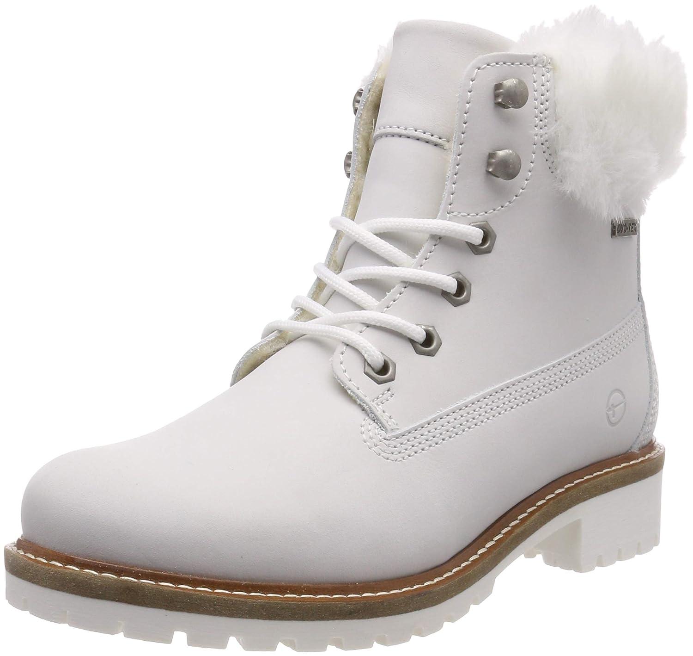 Tamaris 26294-21, Blanc 19994 Bottes (White de Neige Femme Blanc (White Fur 130) df637f2 - deadsea.space