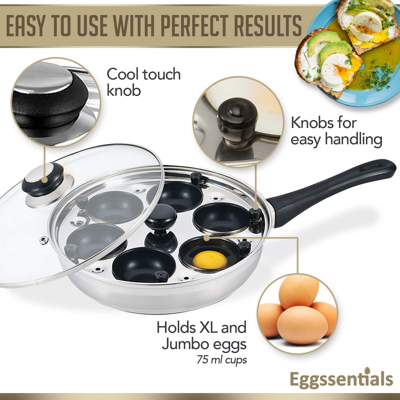 Amazon.com: Eggssentials - Molde para huevos de cacahuetes ...