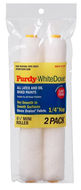 Amazon.com: Purdy 140605060 Wire Mini Roller Replacements White Dove ...