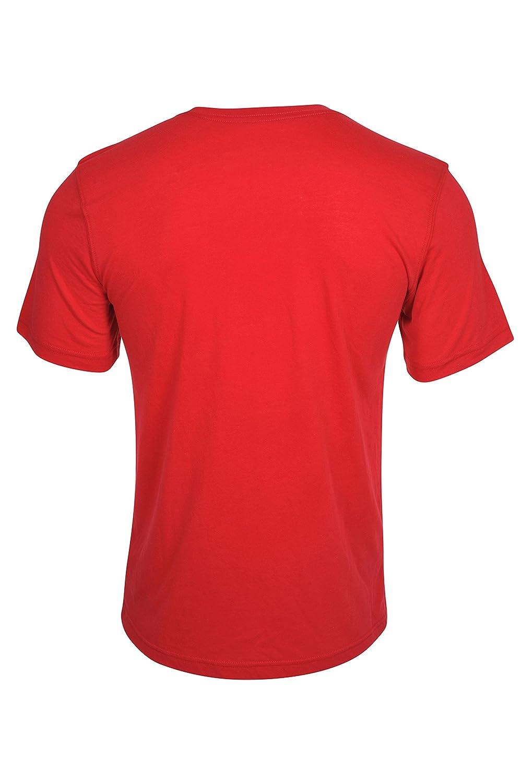 Amazon.com : NBA Mens Brushed Reflective Logo Short Sleeve ...