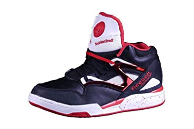 Reebok Pump Omni V56103 Lite Classic Basketball hi Top trainers Unisex All  Sizes Black Size  caeece147