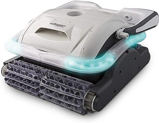 alfa dyser WORGRIP Robot limpiafondos de Piscina 200W Cable 18m ...