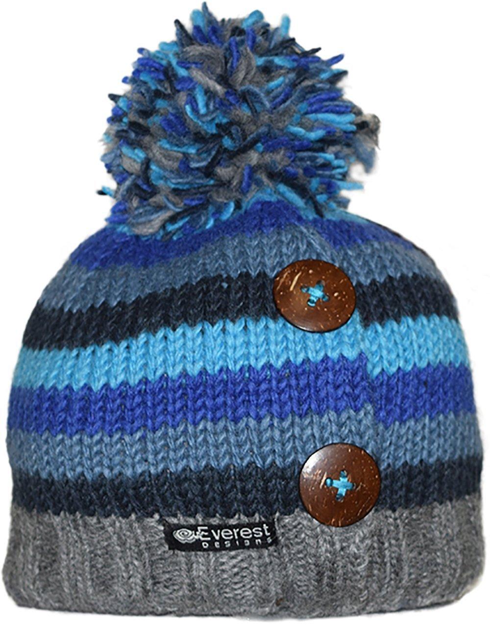 Everest Designs Caras Beanie-k Hat, Blue, One Size everest-designs B161301-K