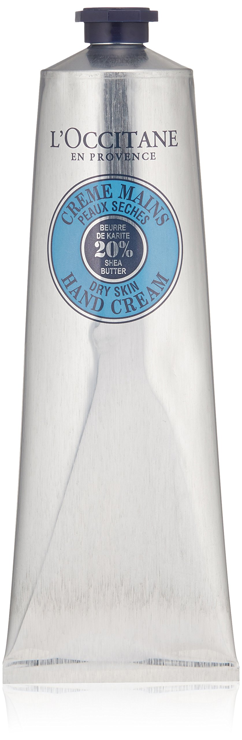 L'Occitane Fast-Absorbing 20% Shea Butter Hand Cream, 5.2 oz.