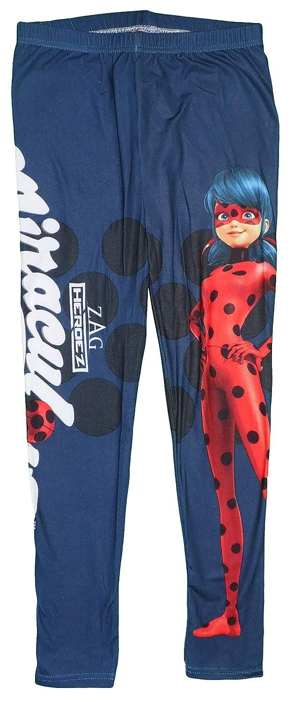 Miraculous Tales of Ladybug & Cat Noir Girls Polyester Leggings