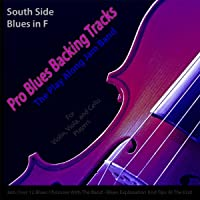 Pro Blues Backing Tracks (South Side Blues in