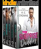 Surprise Daddies: A Contemporary Romance Box Set