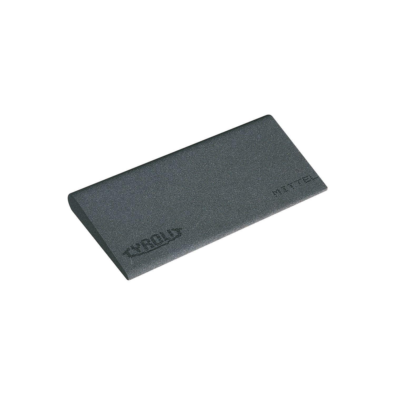Tyrolit 9017 Piedra para Gubias, C Fino, 90HM Forma, 400 Grano, 45mm x 6mm/2mm x 115mm, Caja de 10