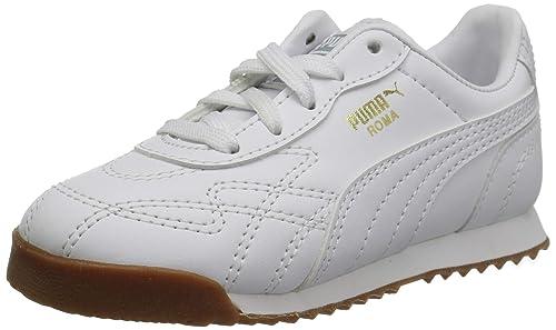 203451908d75 PUMA Unisex kids Roma Anniversario Kids Sneaker