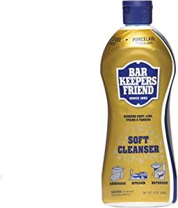 Bar Keepers Friend Soft Cleaner Premixed Formula | 26-Ounces | (2-Pack)