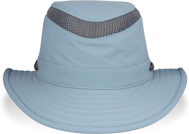 Tilley Mens Womens LTM5 Medium Brim Airflo Bucket Sun Hat