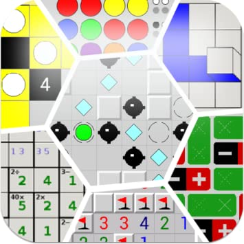 Logic Puzzle Games Pack