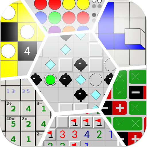 Logic Puzzle Games Pack ()